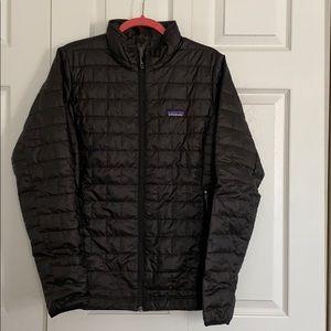Brand New Patagonia W's Nano Puff Jacket (Black)